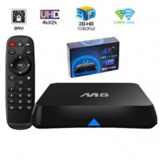 M8 Android 4.4.2 Quad Core Smart 4K HD TV Box