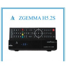 Zgemma H9T 4K Quad-Core