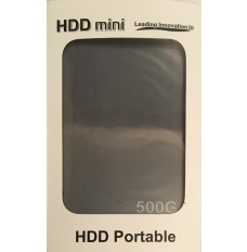 500gb Hard Dish USB Drive HDD